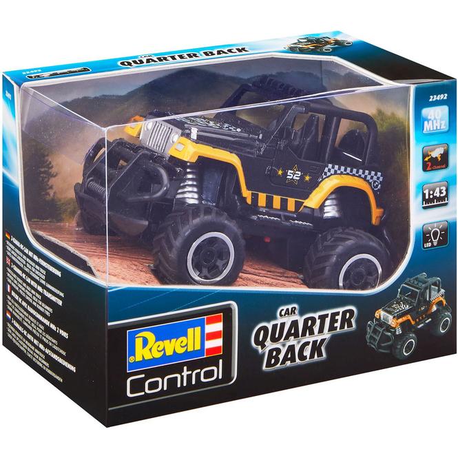 Revell Control - RC Auto - SUV Quarter Back