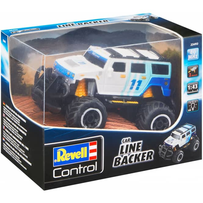 Revell Control - RC Auto - SUV Line Backer