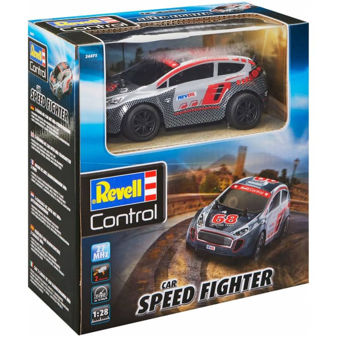 Revell Control - RC Auto - Rallye Car Speed Fighter