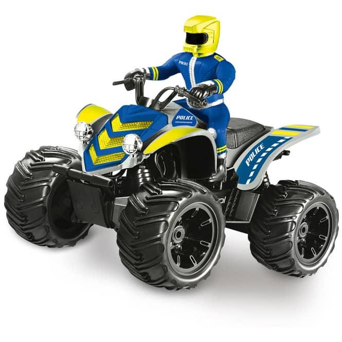 RC Fahrzeug - Quad - Polizei