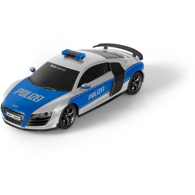 RC Fahrzeug - Audi R8 - Polizei