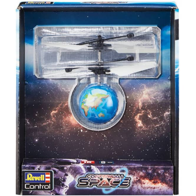 RC Copter Ball - Space - Earth
