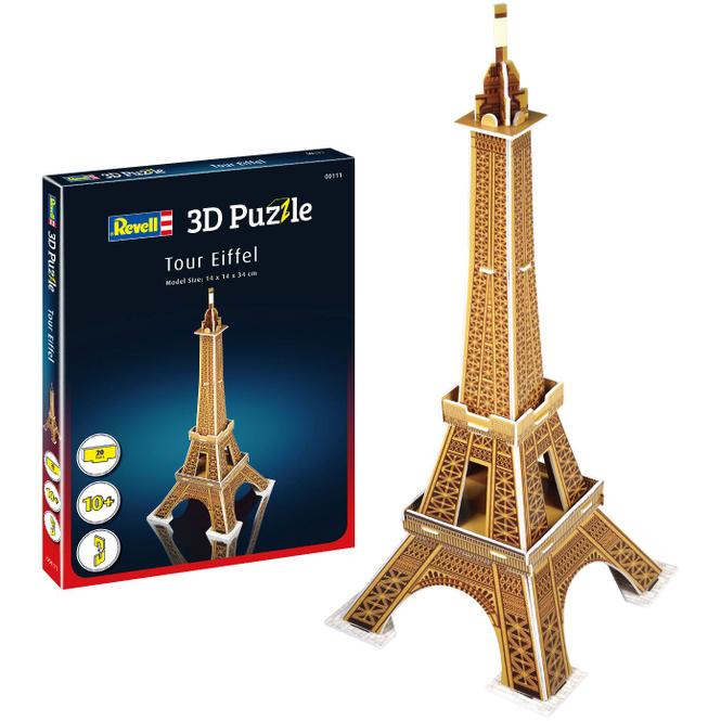 3D Puzzle - Eiffelturm - 20 Teile