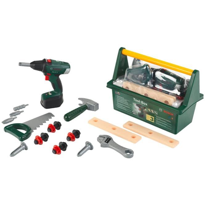 Bosch Werkzeug Box - 15teilig