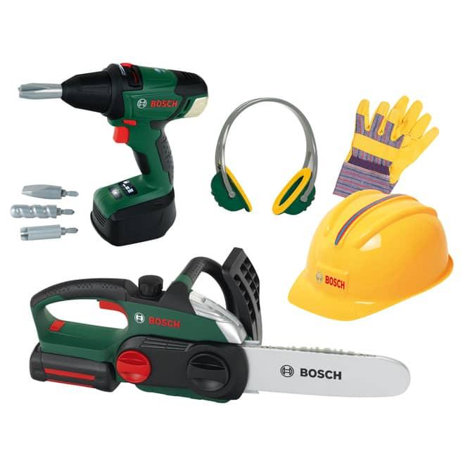 Bosch Arbeiter Set - Construction