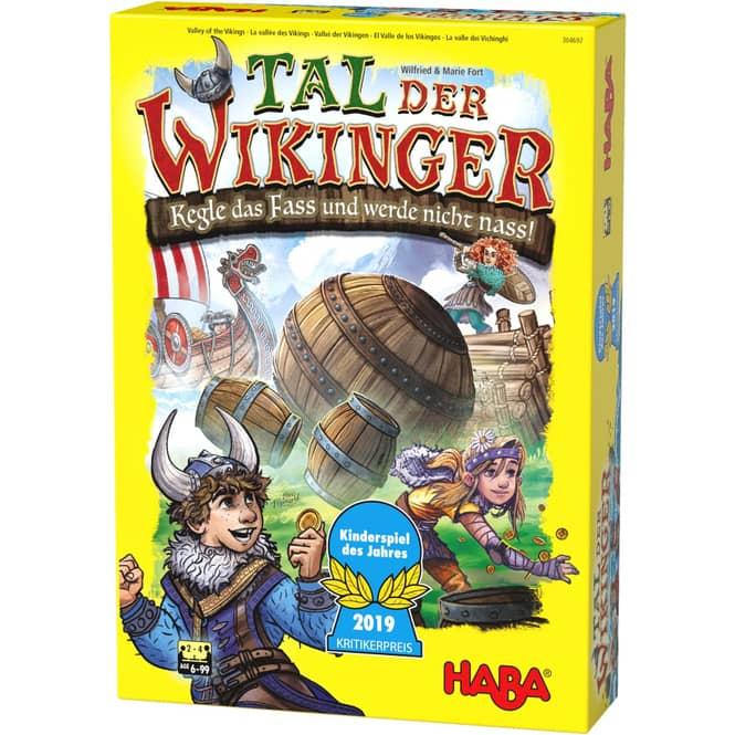 Tal der Wikinger - Kinderspiel des Jahres 2019