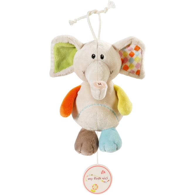 NICI - Spieluhr Elefant Dundi - 18 cm