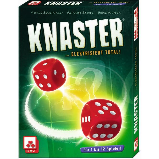 Knaster - Würfelspiel