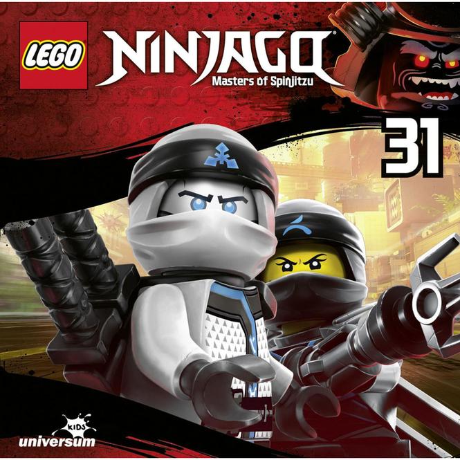 LEGO® NINJAGO® - Hörspiel CD - Folge 31 - Das Jahr der Schlangen