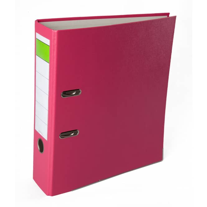 Falken Ordner DIN A4 verschiedene Farben und Modelle pink breit