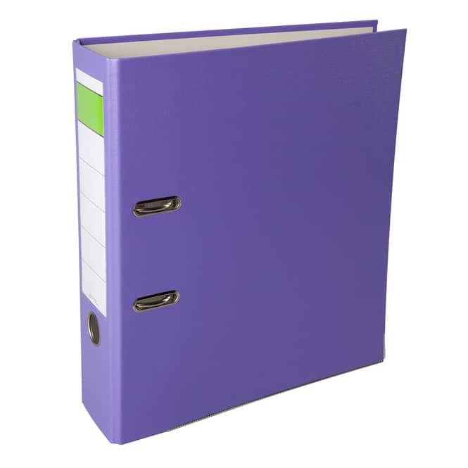 Falken Ordner DIN A4 verschiedene Farben und Modelle violett breit