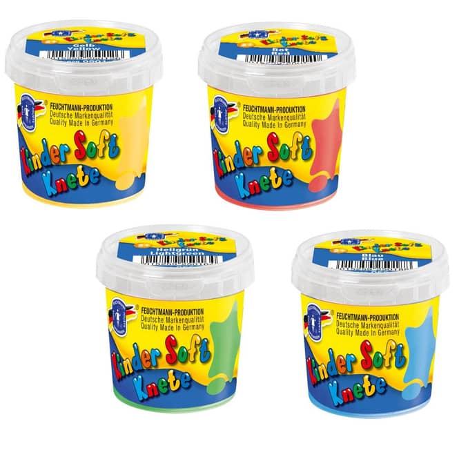 Kinder Soft Knete 150 g lila lila