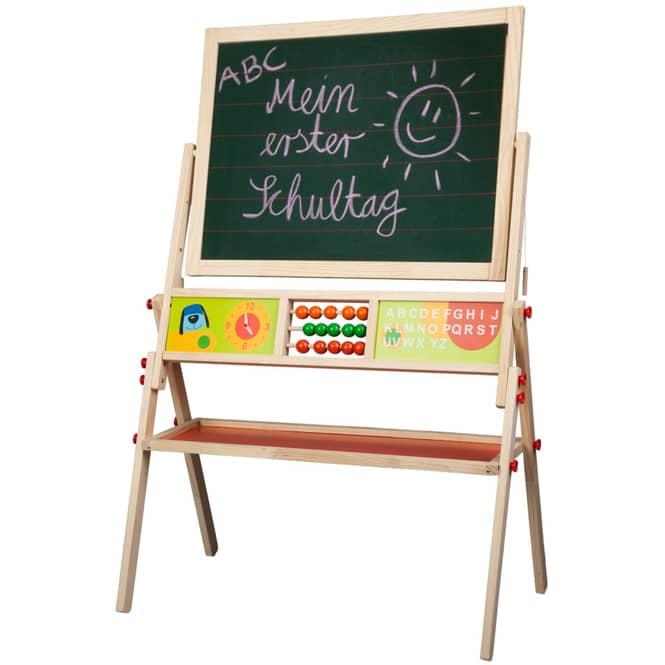 Schreib- und Magnet- Standtafel, 113cm