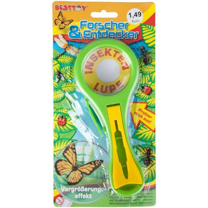 Besttoy Inseketensammelset für Kinder
