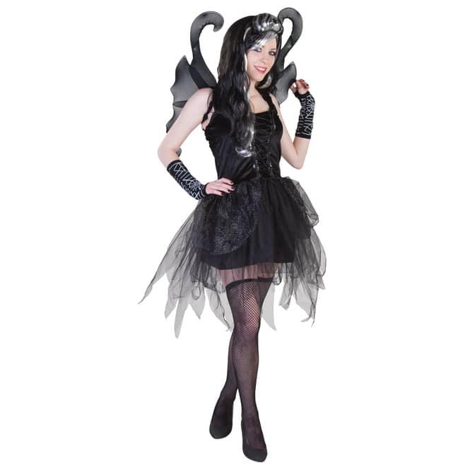 Kostüm Schwarze Fee