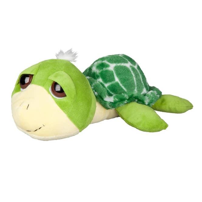 Plüsch Schildkröte - liegend, ca. 38 cm