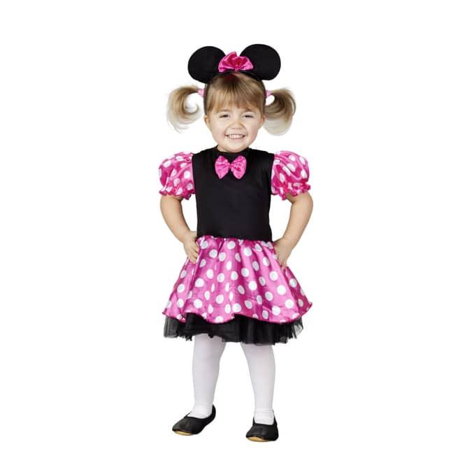 Kleine Maus, Kostüm für Baby und Kleinkind, 2-teilig