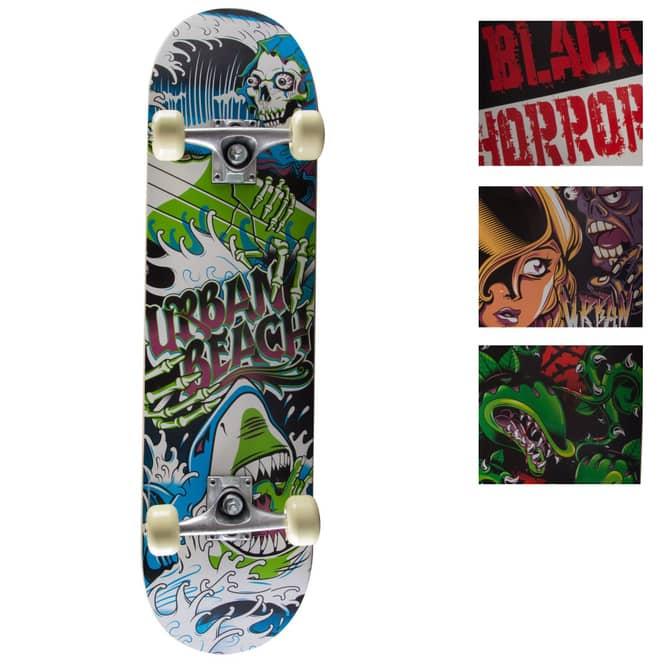 Besttoy Skateboard 78 cm - verschiedene Designs
