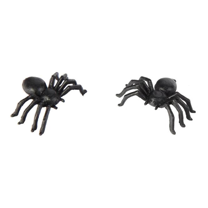 Spinnen, 50 Stück, 2 cm