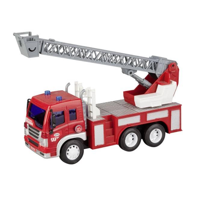 Besttoy - Feuerwehr-Leiterfahrzeug -  Maßstab 1:16