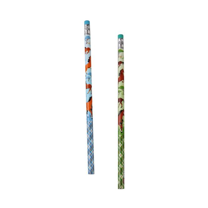 Besttoy - Bleistift mit Radierer - Pferde - 1 Stück - verschiedene Ausführungen