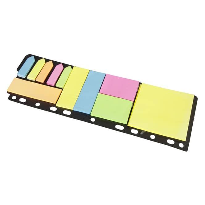Haftnotizen-Set - selbstklebende Notiz-Zettel