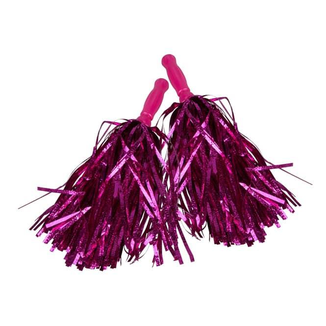 Besttoy - 2er Set Pom Poms - pink