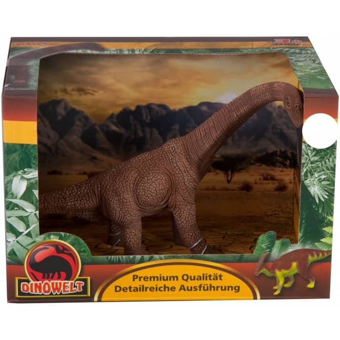 Dinowelt Spielfigur - Brachiosaurus