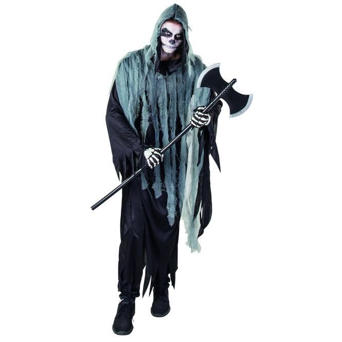 Kostüm - Skelettrobe - für Erwachsene