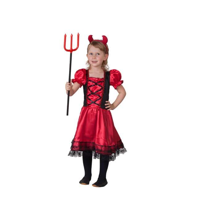Kostüm - Teufel  - für Kinder und Jugendliche - 2-teilig