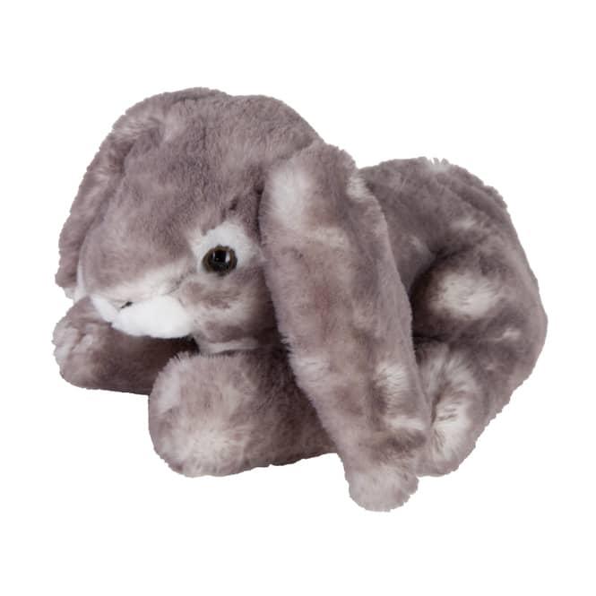 Besttoy - Plüsch-Hase - grau - liegend ca. 21 cm