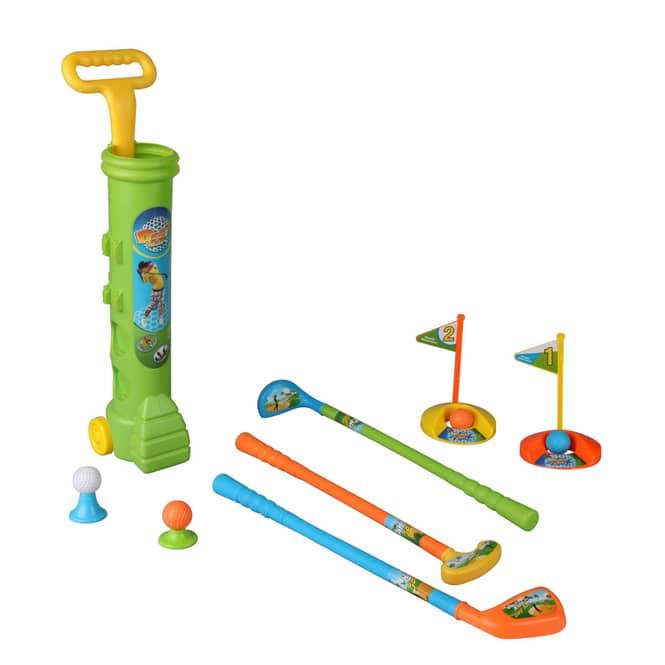 Besttoy - Spielzeug-Golf-Set - 14-teilig - 1 Stück - verschiedene Ausführungen