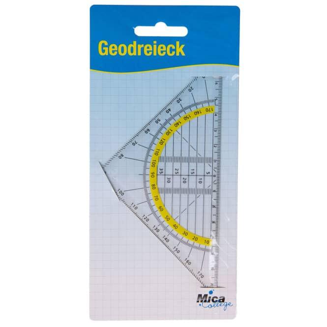 Geodreieck - 14 cm