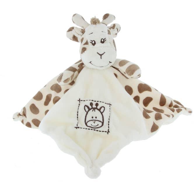 Besttoy - Schmusetuch Giraffe
