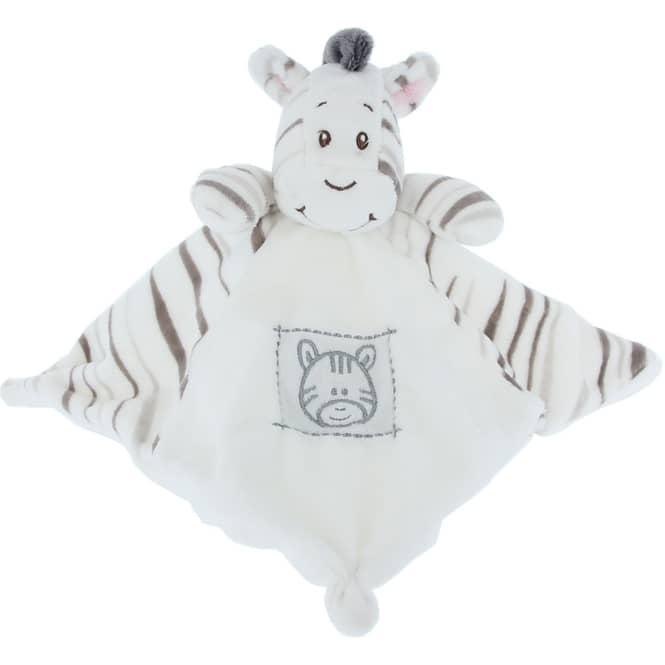 Besttoy - Schmusetuch Zebra