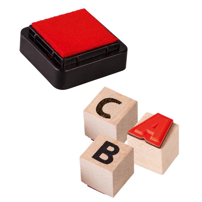 Besttoy - Stempel-Set ABC