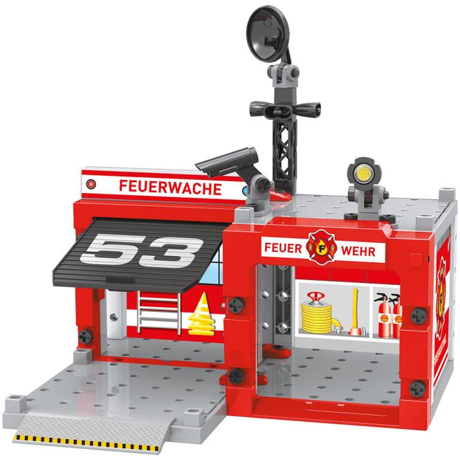 Besttoy - Feuerwehrstation - 67-teilig