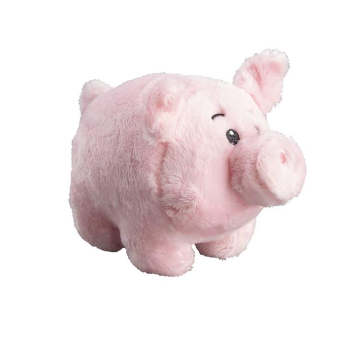 Plüsch Schwein - 12cm - rosa