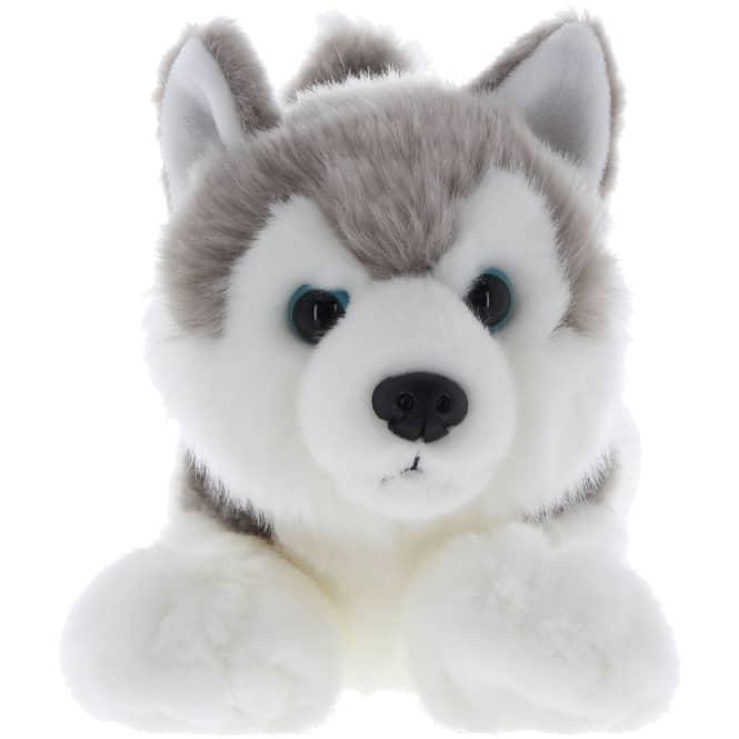 Besttoy - Plüsch-Hund - Husky - liegend