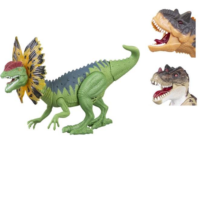 Besttoy - Dino Valley Spielset - mit Licht und Sound