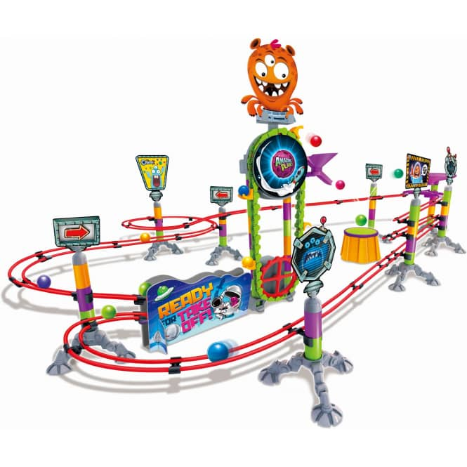 Besttoy ChaineX - Kugelbahn Set - Bounce in Space