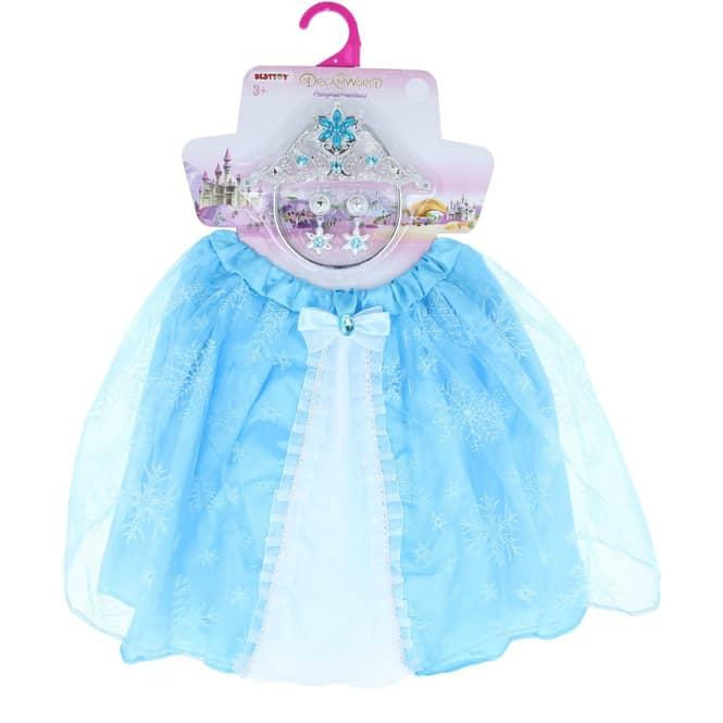 Besttoy - Prinzessinnentutu mit Zubehör - blau