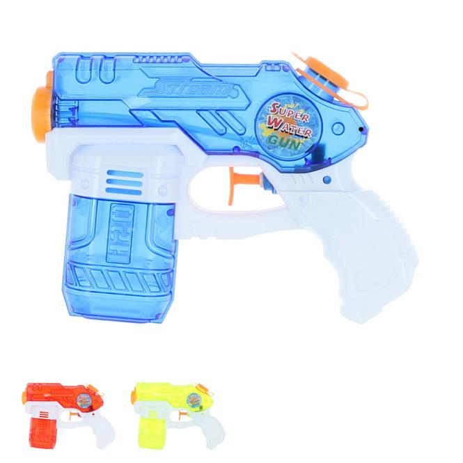 Besttoy - Wasserpistole - 19 cm - verschiedene Farben