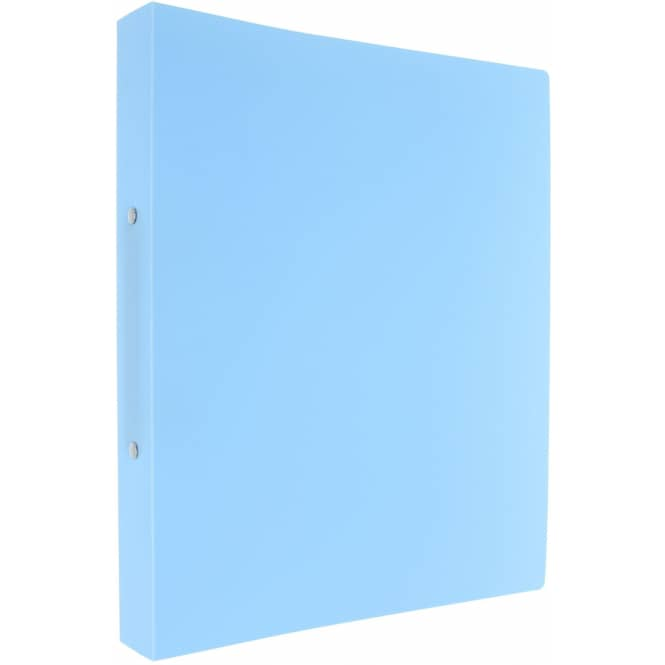 Ringbuch A4 - hellblau