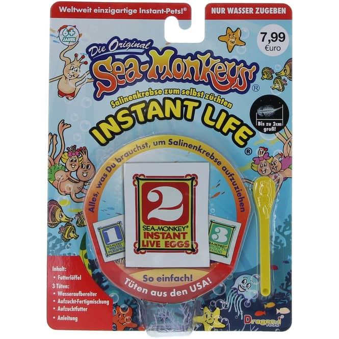 Sea-Monkeys® - Urzeitkrebse - Aufzuchtset