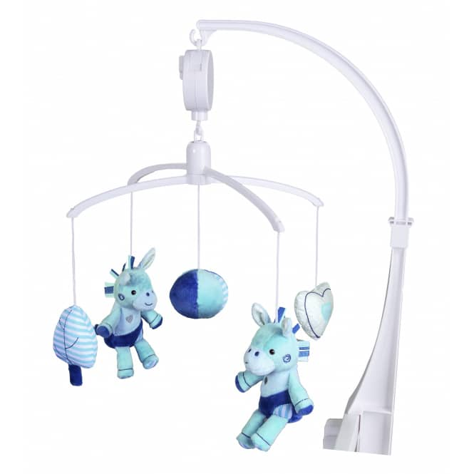 Besttoy - Mobile Pferd - blau