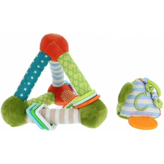 Besttoy - Triangel - Plüschspielzeug