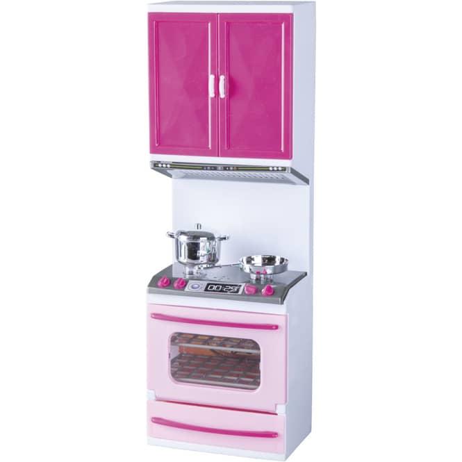 Besttoy - Küchenmöbel für Modepuppen - Ofen