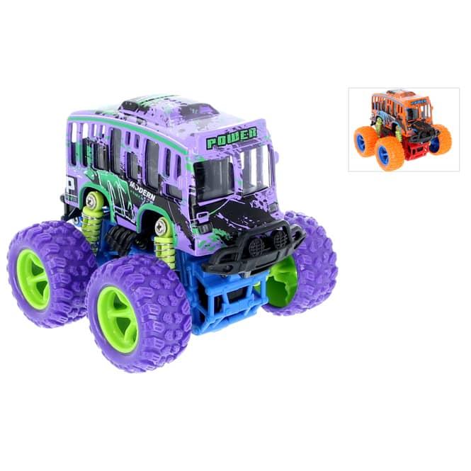 Besttoy - Country 4x4 - Die-Cast Monstertruck - 1:34