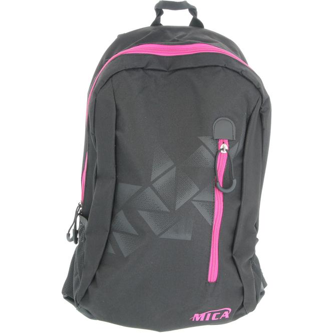 MICA - Rucksack - in schwarz/pink